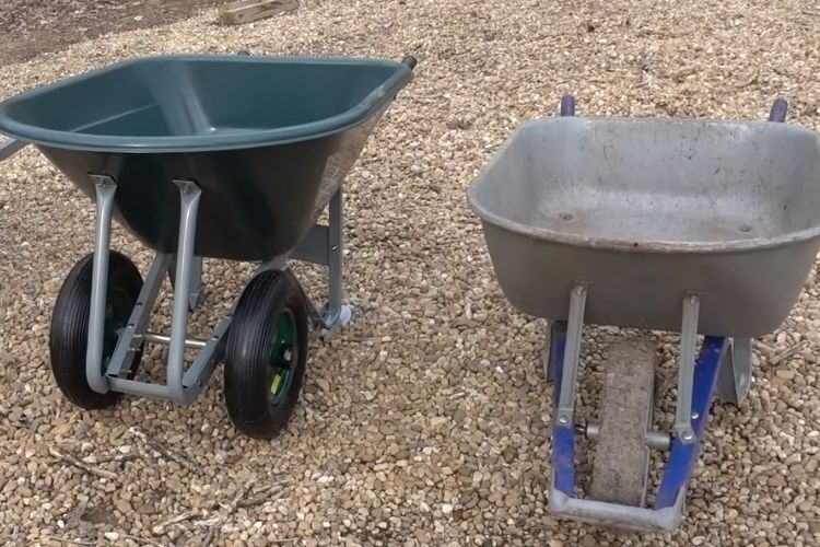 Choosing Wheelbarrow
